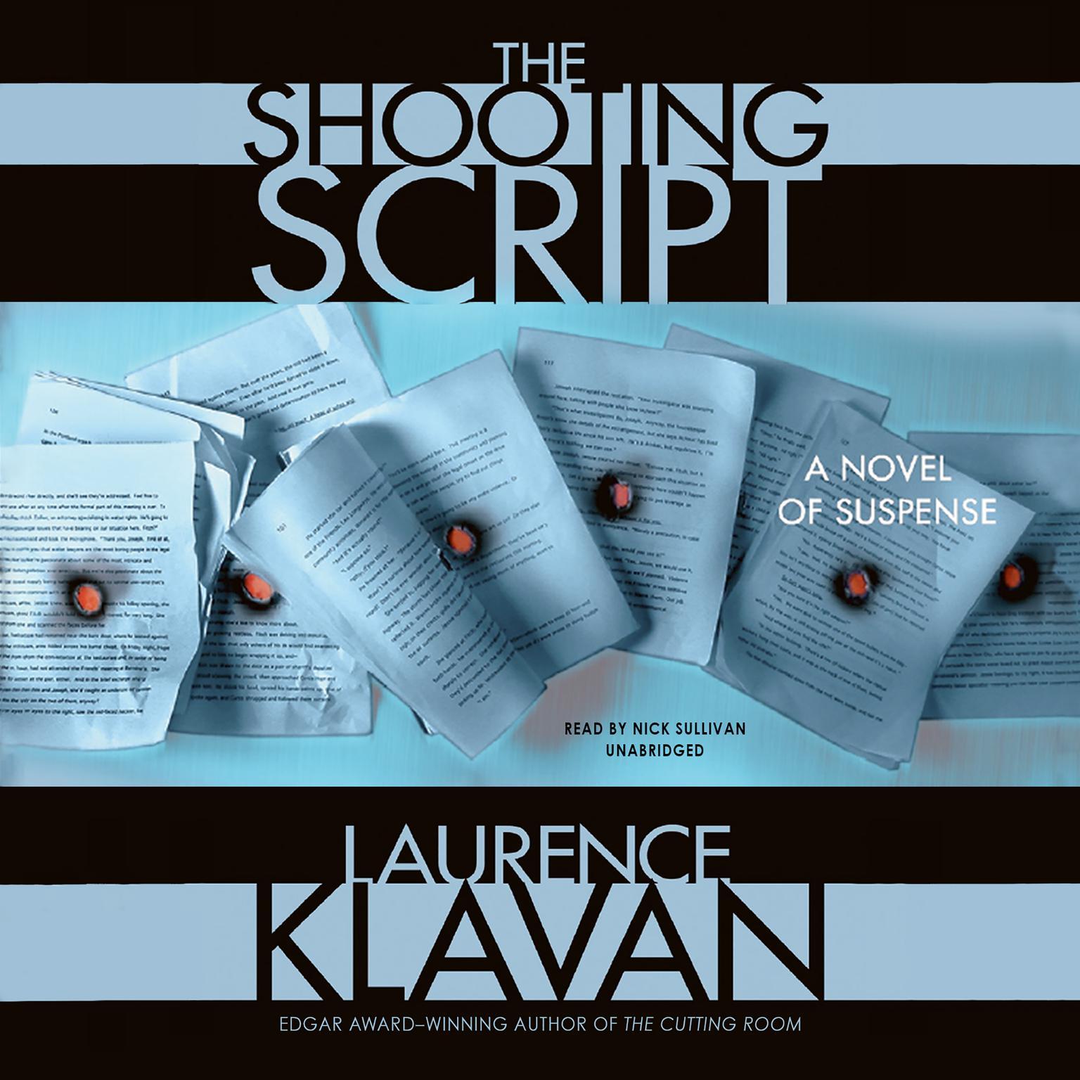 The Shooting Script Audiobook, by Laurence Klavan