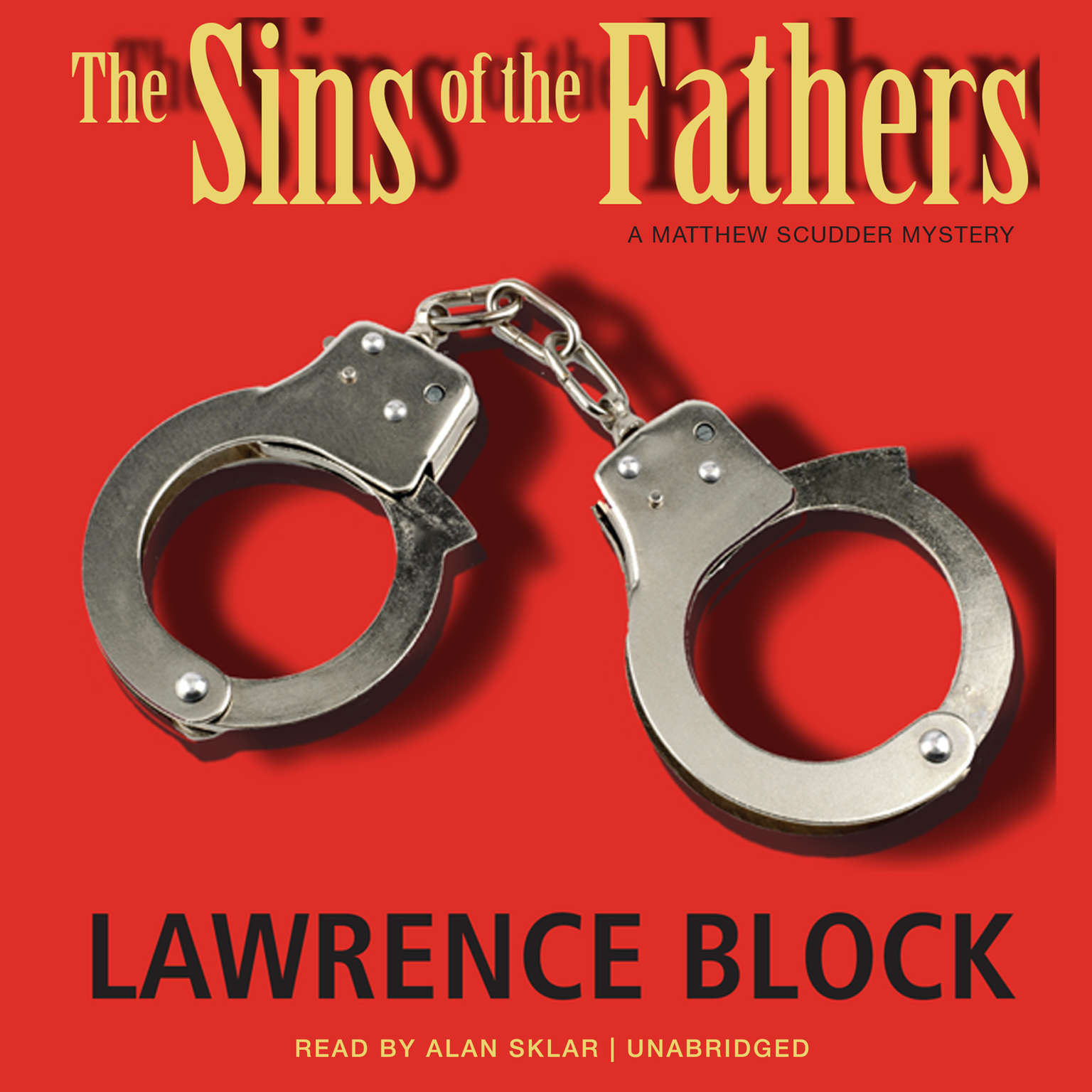 Printable The Sins of the Fathers Audiobook Cover Art