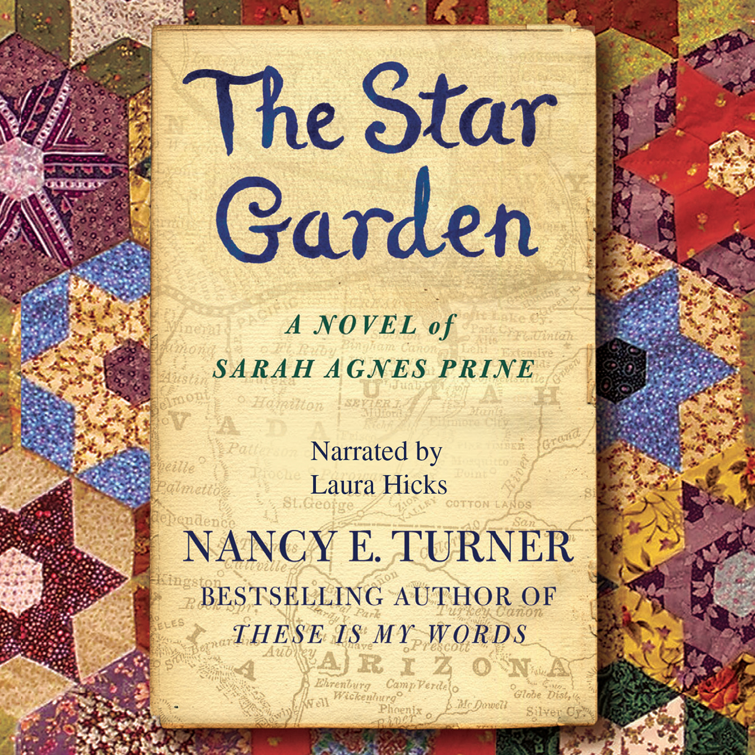 Printable The Star Garden Audiobook Cover Art