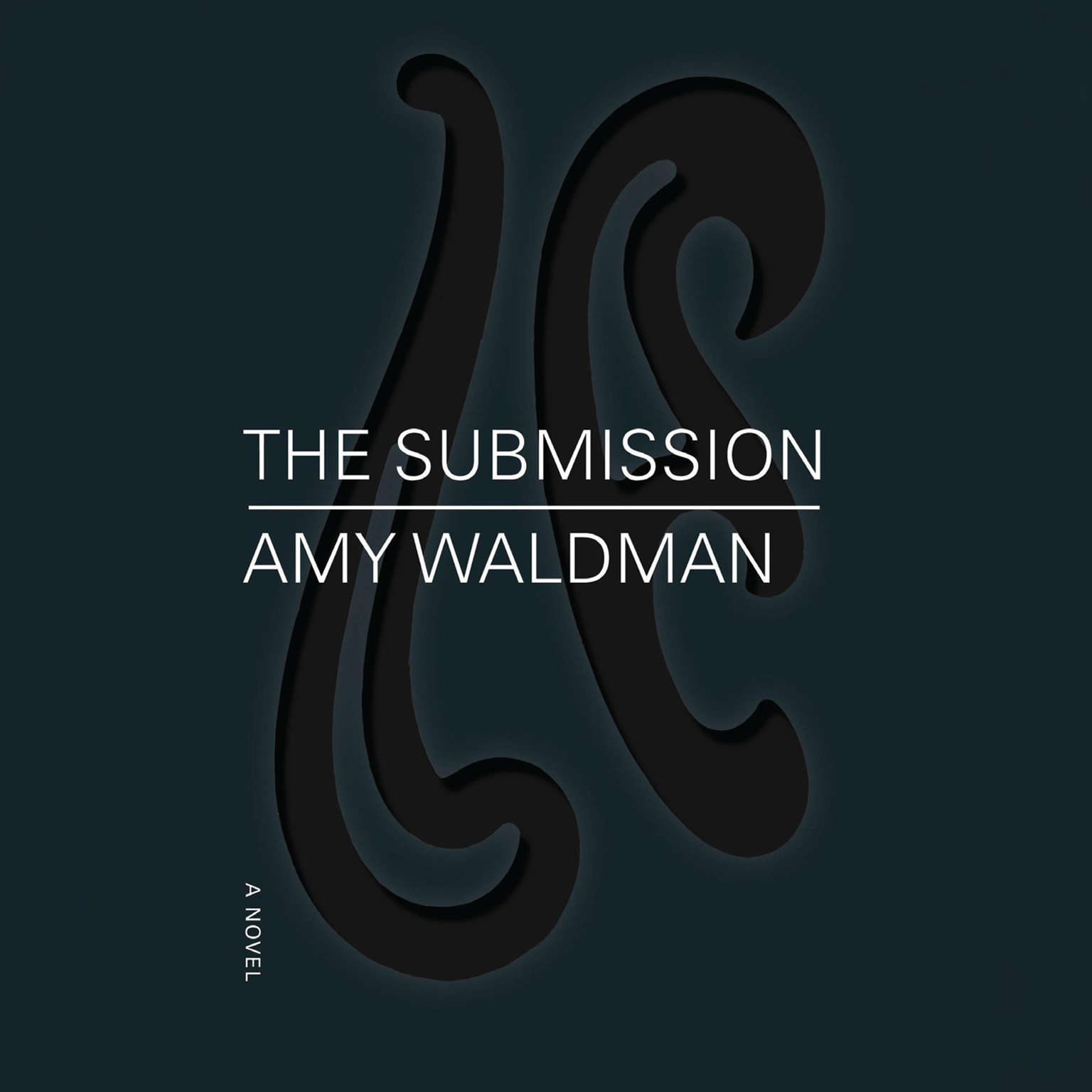 Printable The Submission Audiobook Cover Art