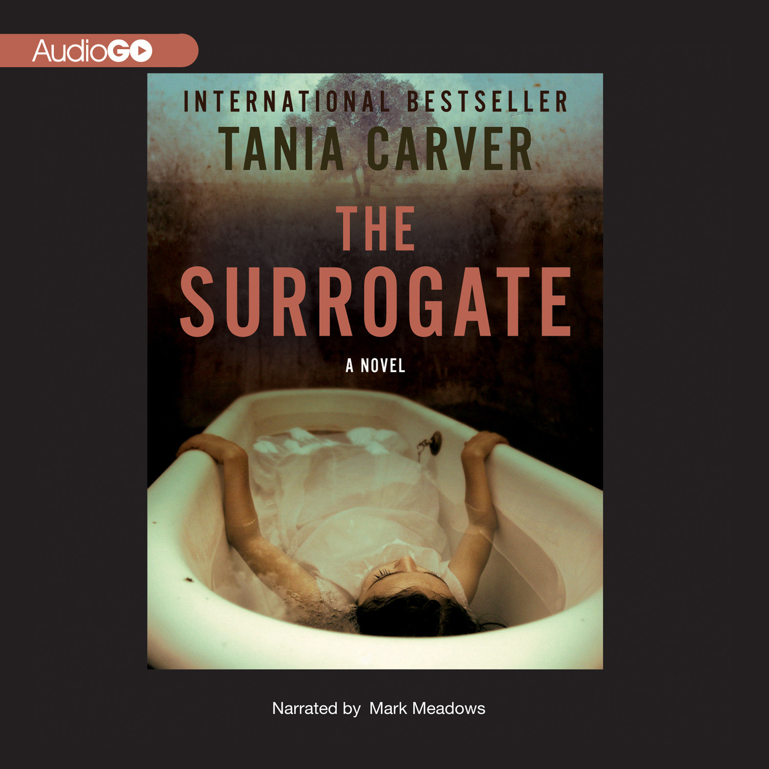 Printable The Surrogate Audiobook Cover Art