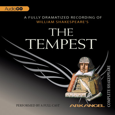 The Tempest Audiobook, by William Shakespeare