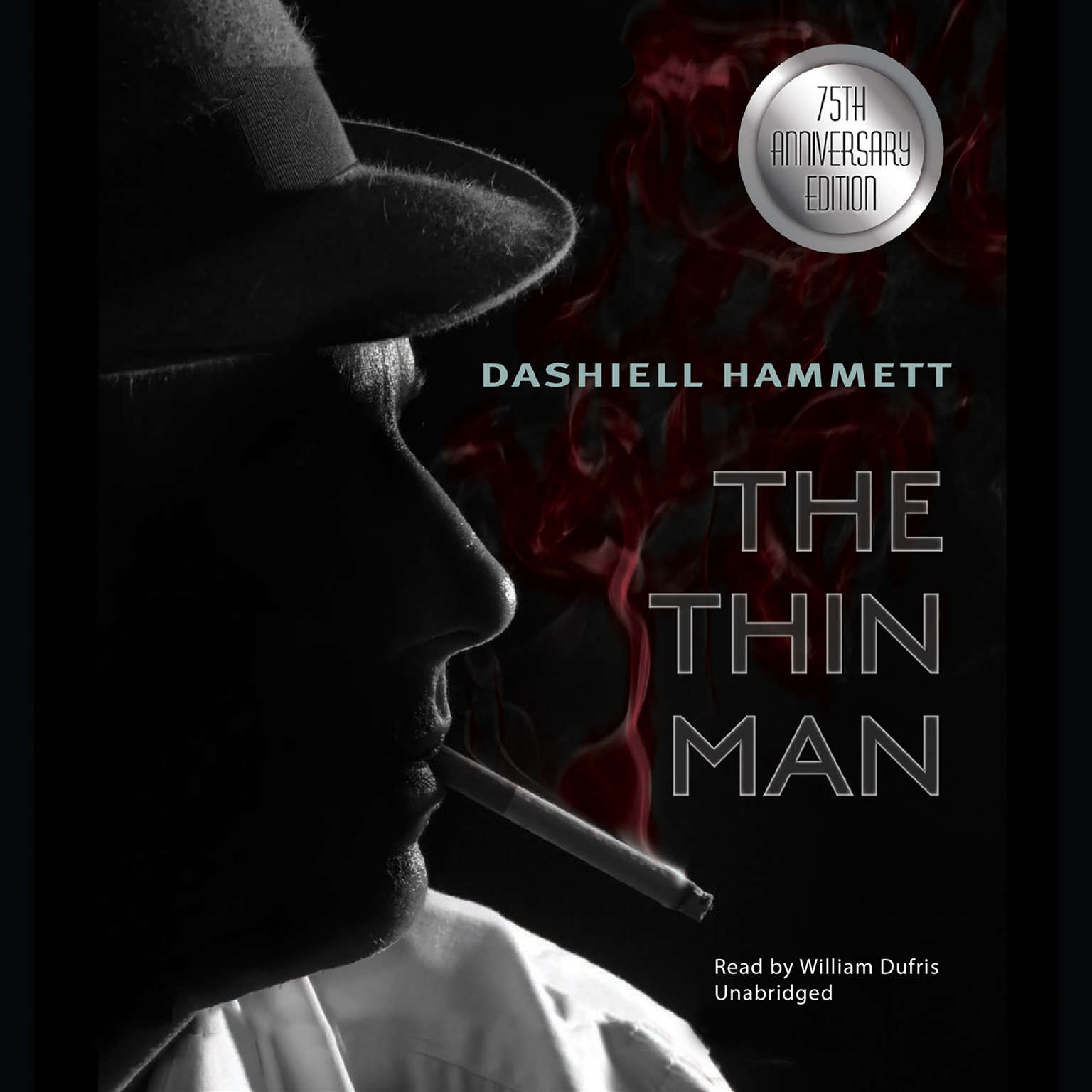 Printable The Thin Man Audiobook Cover Art