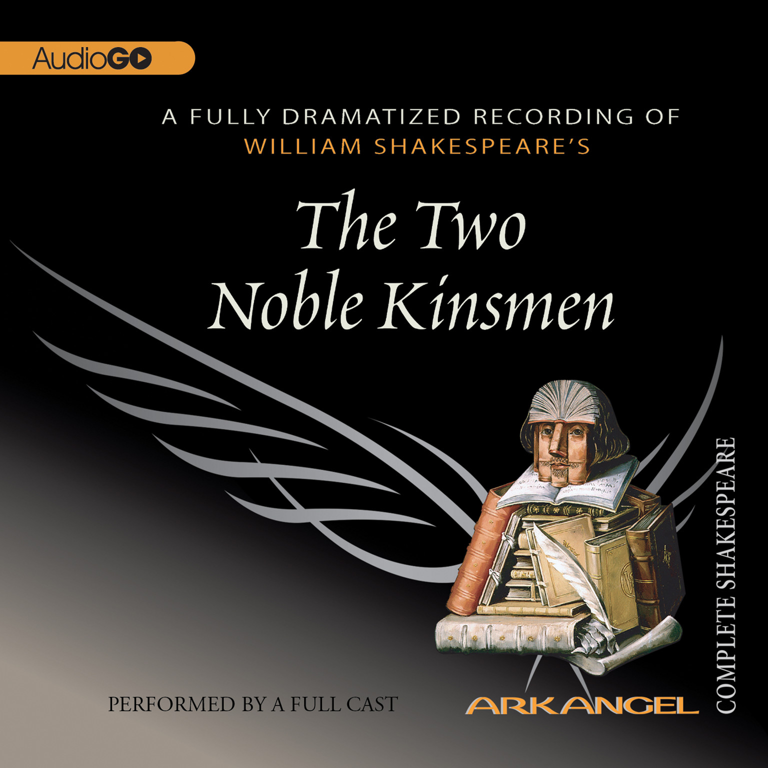 Printable The Two Noble Kinsmen Audiobook Cover Art