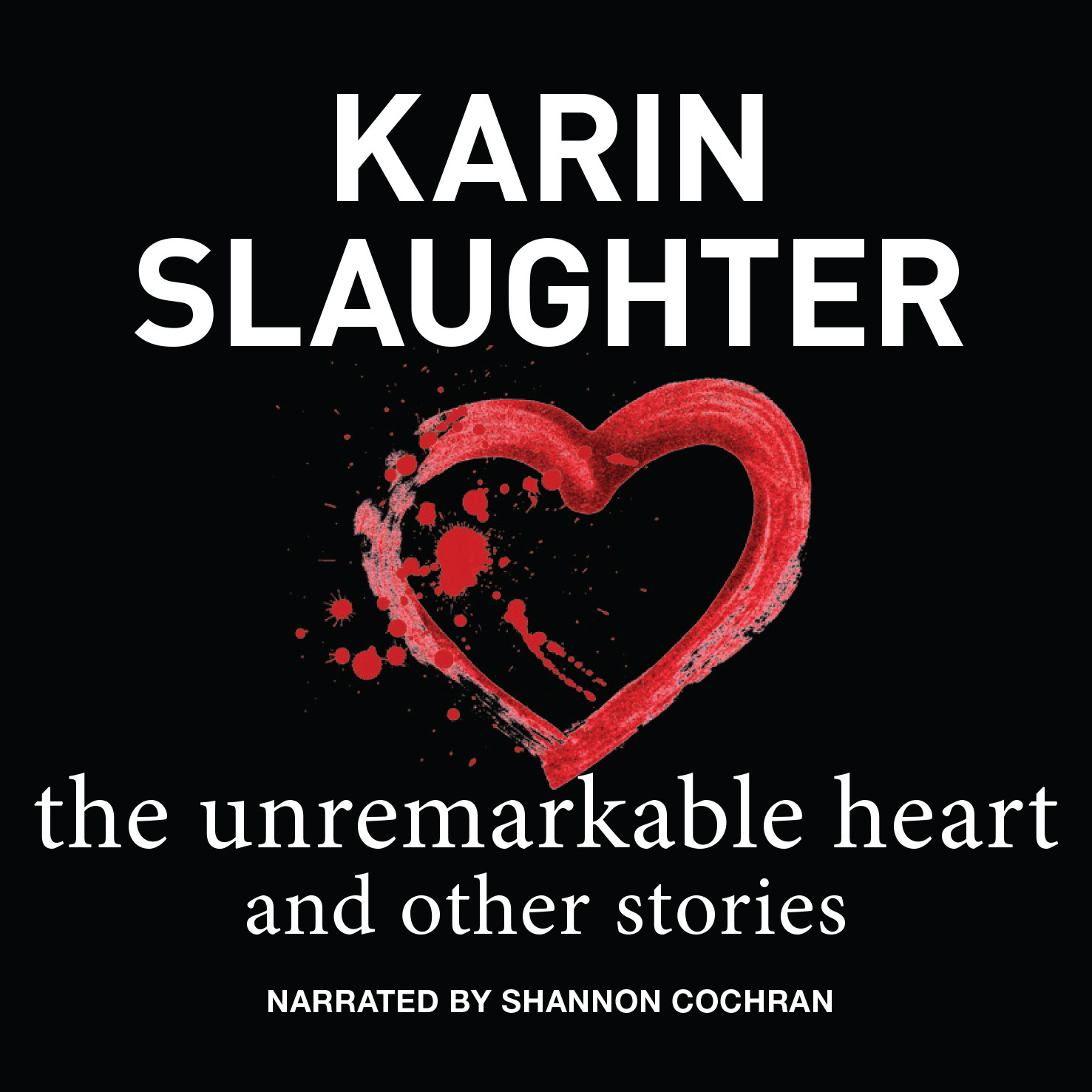 Printable The Unremarkable Heart, and Other Stories Audiobook Cover Art