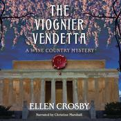 The Viognier Vendetta Audiobook, by Ellen Crosby