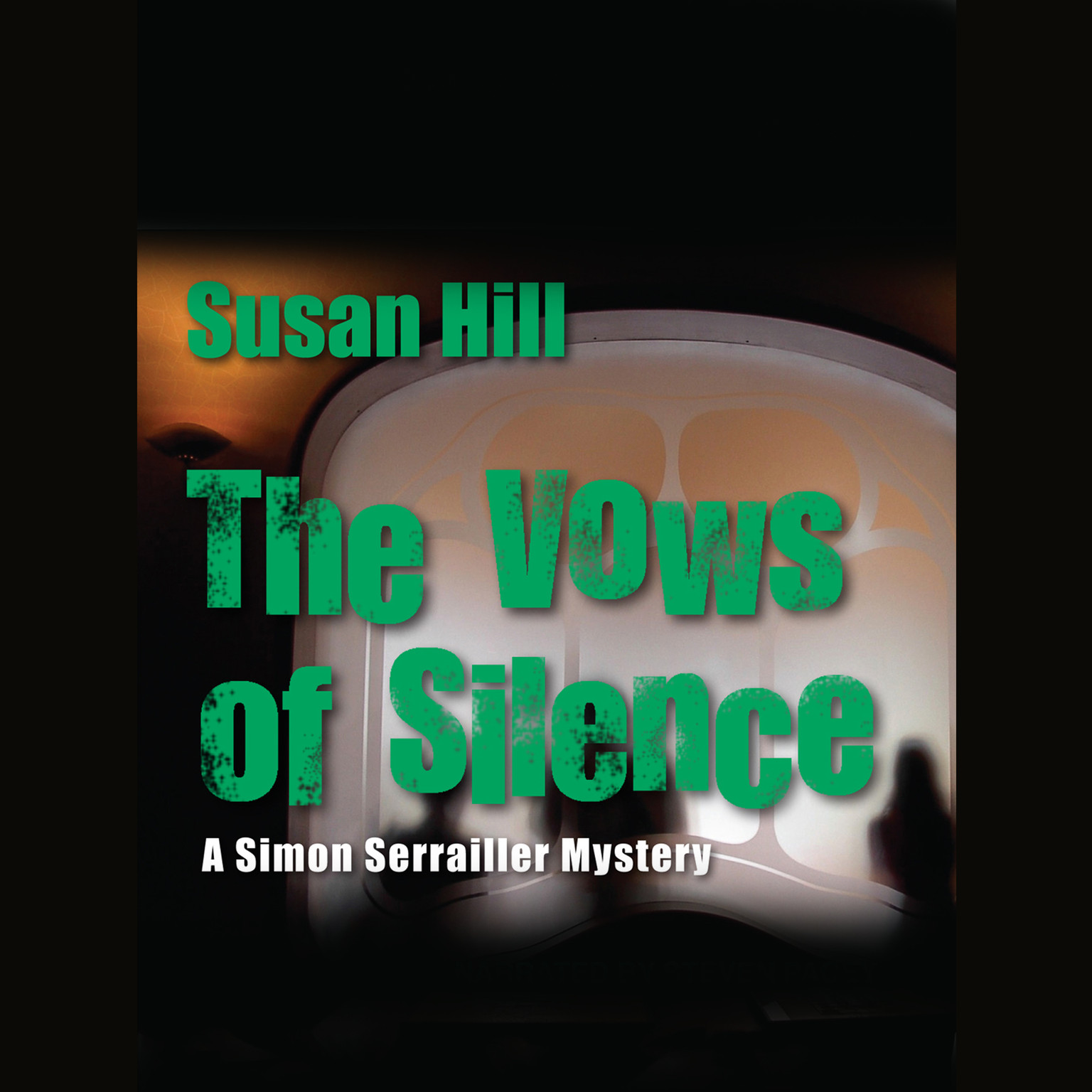 Printable The Vows of Silence Audiobook Cover Art