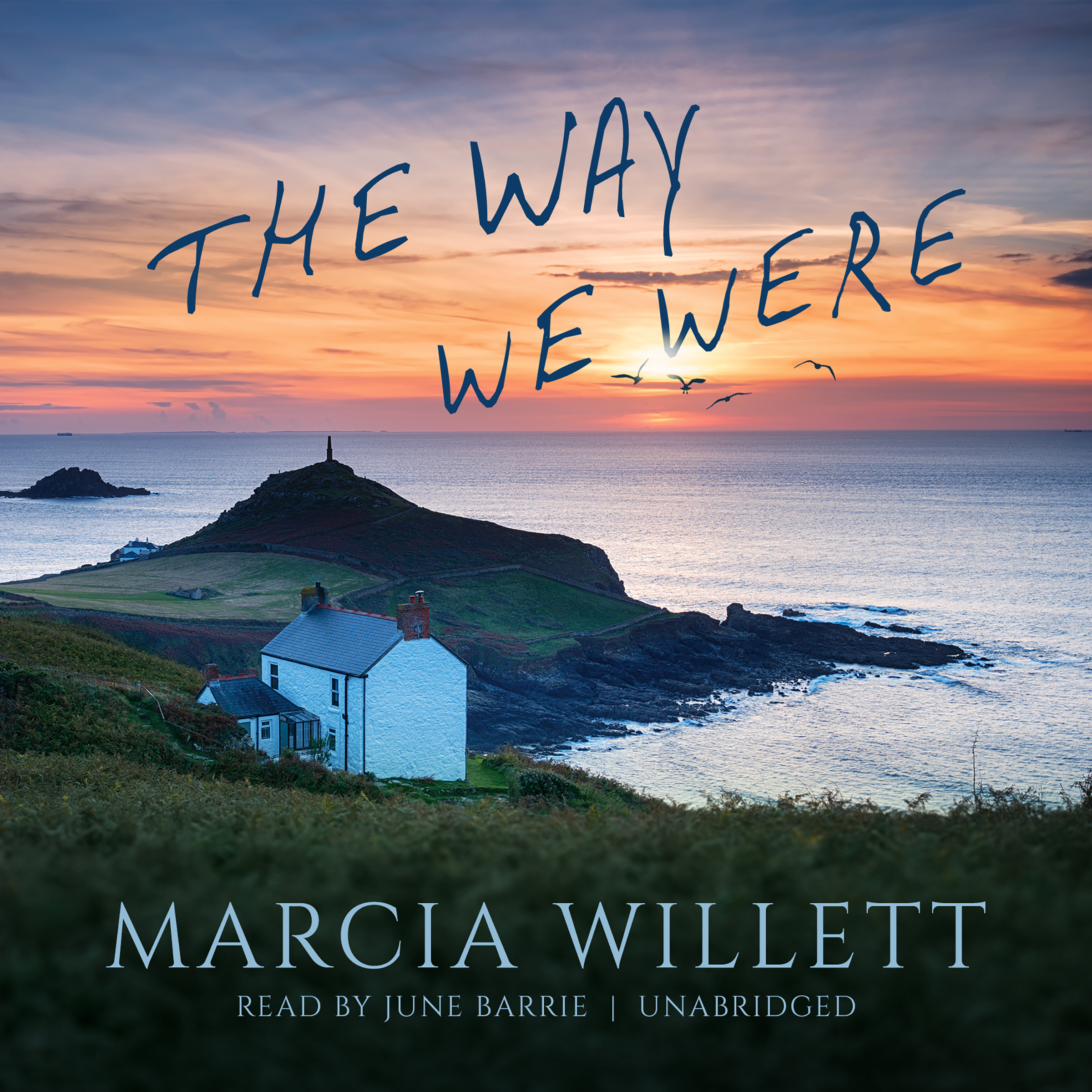 Printable The Way We Were Audiobook Cover Art