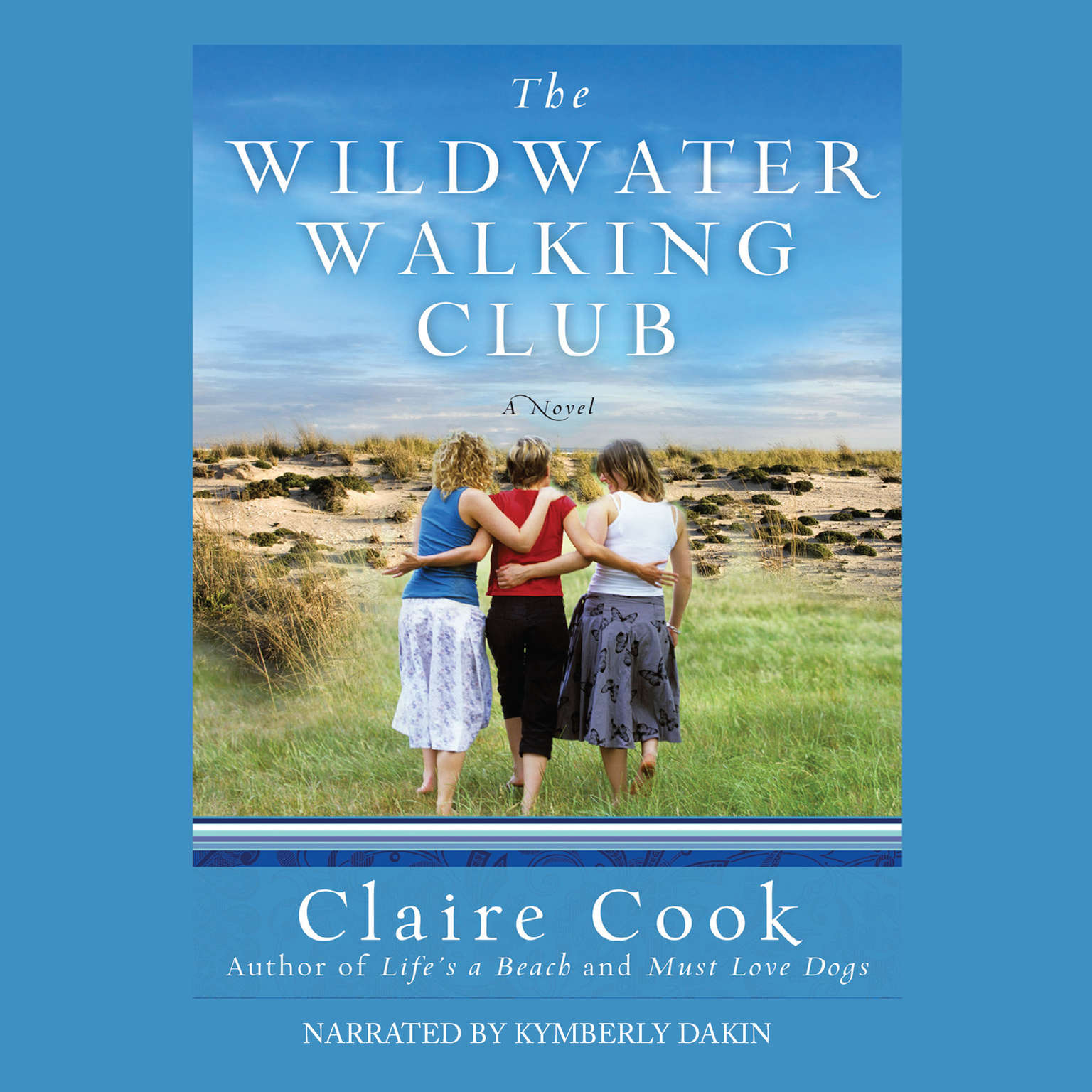 Printable The Wildwater Walking Club Audiobook Cover Art