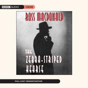 The Zebra-Striped Hearse Audiobook, by Ross Macdonald