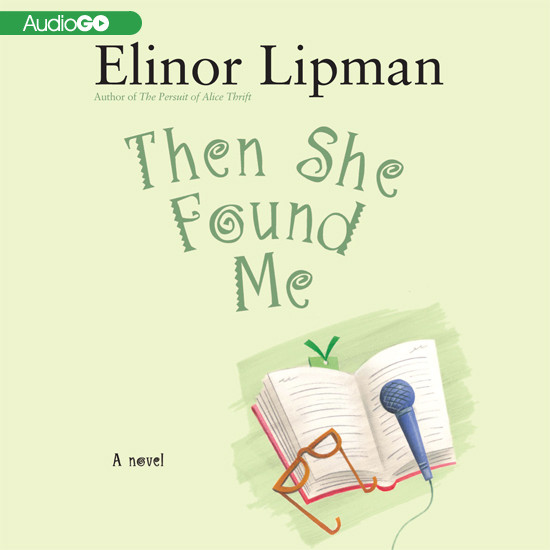 Printable Then She Found Me Audiobook Cover Art