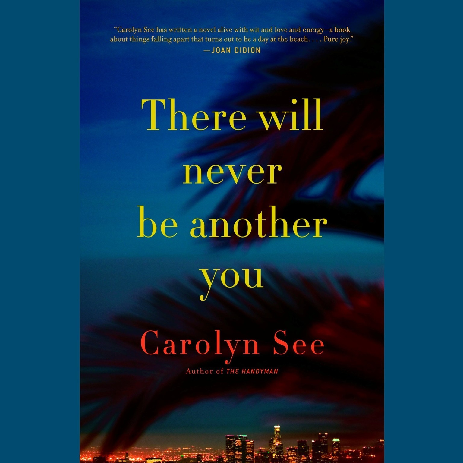 Printable There Will Never Be Another You Audiobook Cover Art