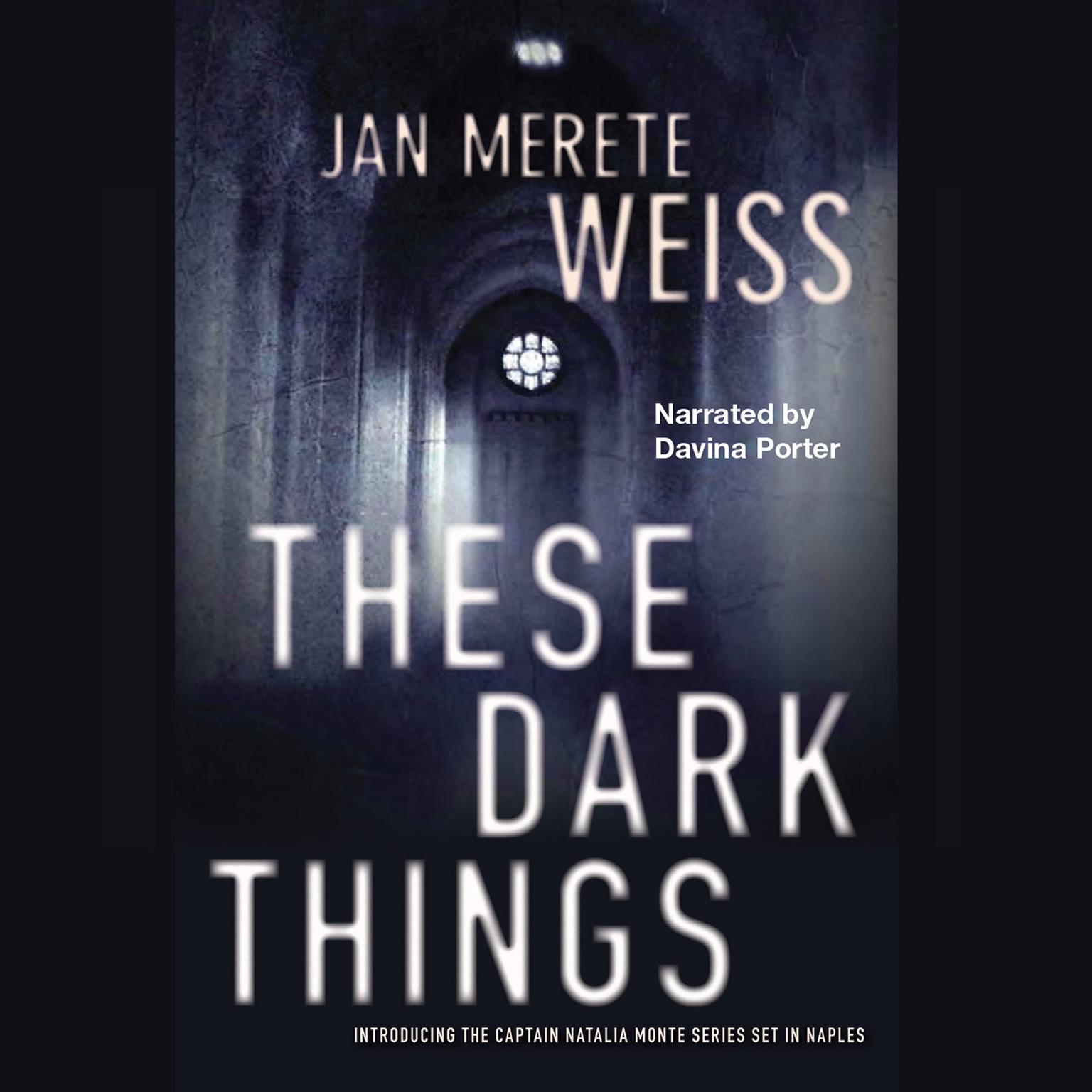 Printable These Dark Things Audiobook Cover Art