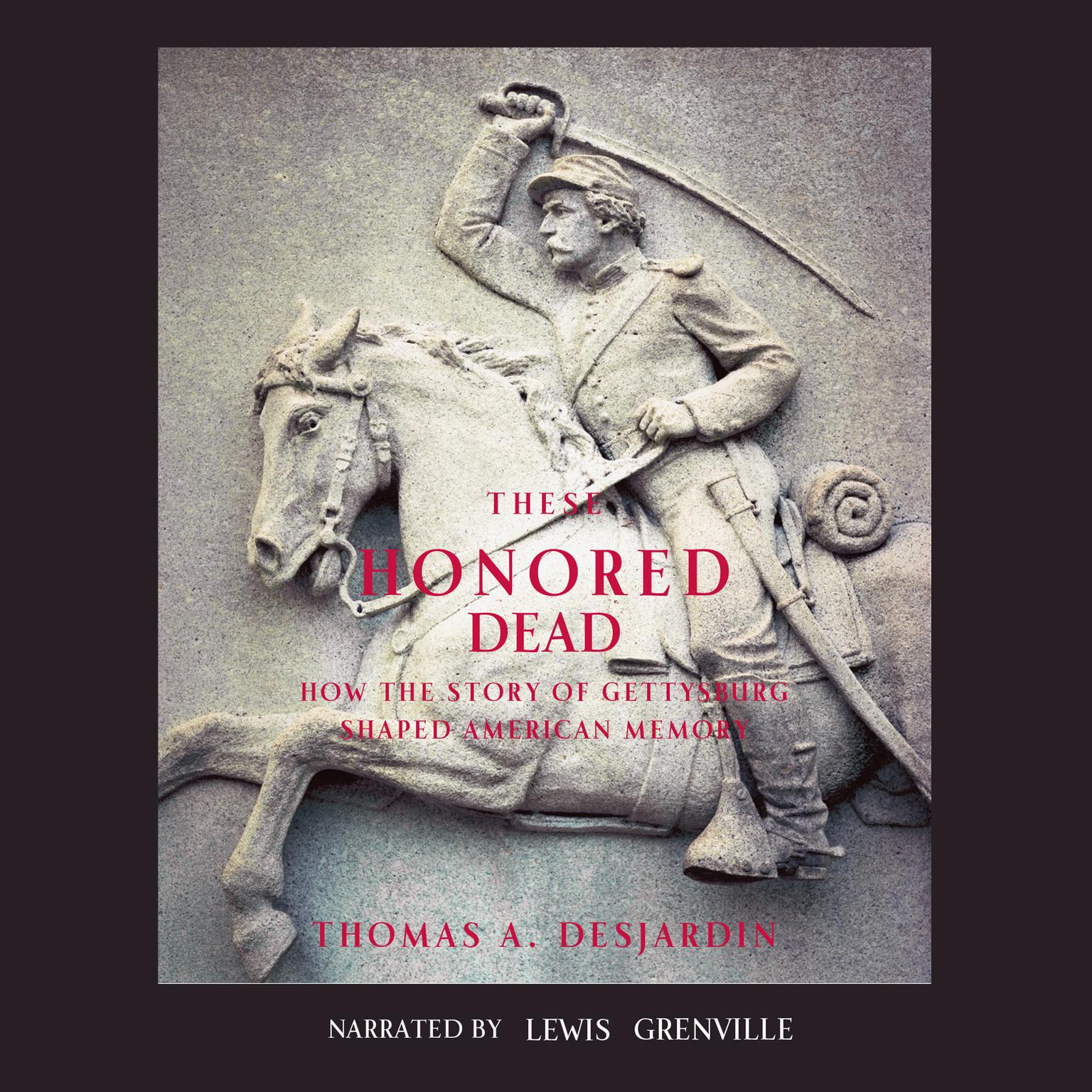 Printable These Honored Dead Audiobook Cover Art