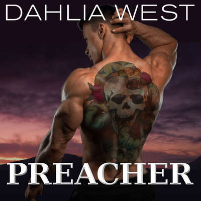 Preacher Audiobook, by Dahlia West