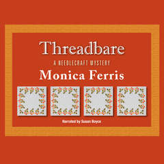 Threadbare Audiobook, by Monica Ferris