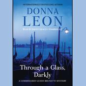 Through a Glass, Darkly Audiobook, by Donna Leon