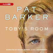 Toby's Room Audiobook, by Pat Barker