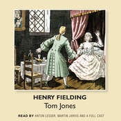 Tom Jones Audiobook, by Henry Fielding