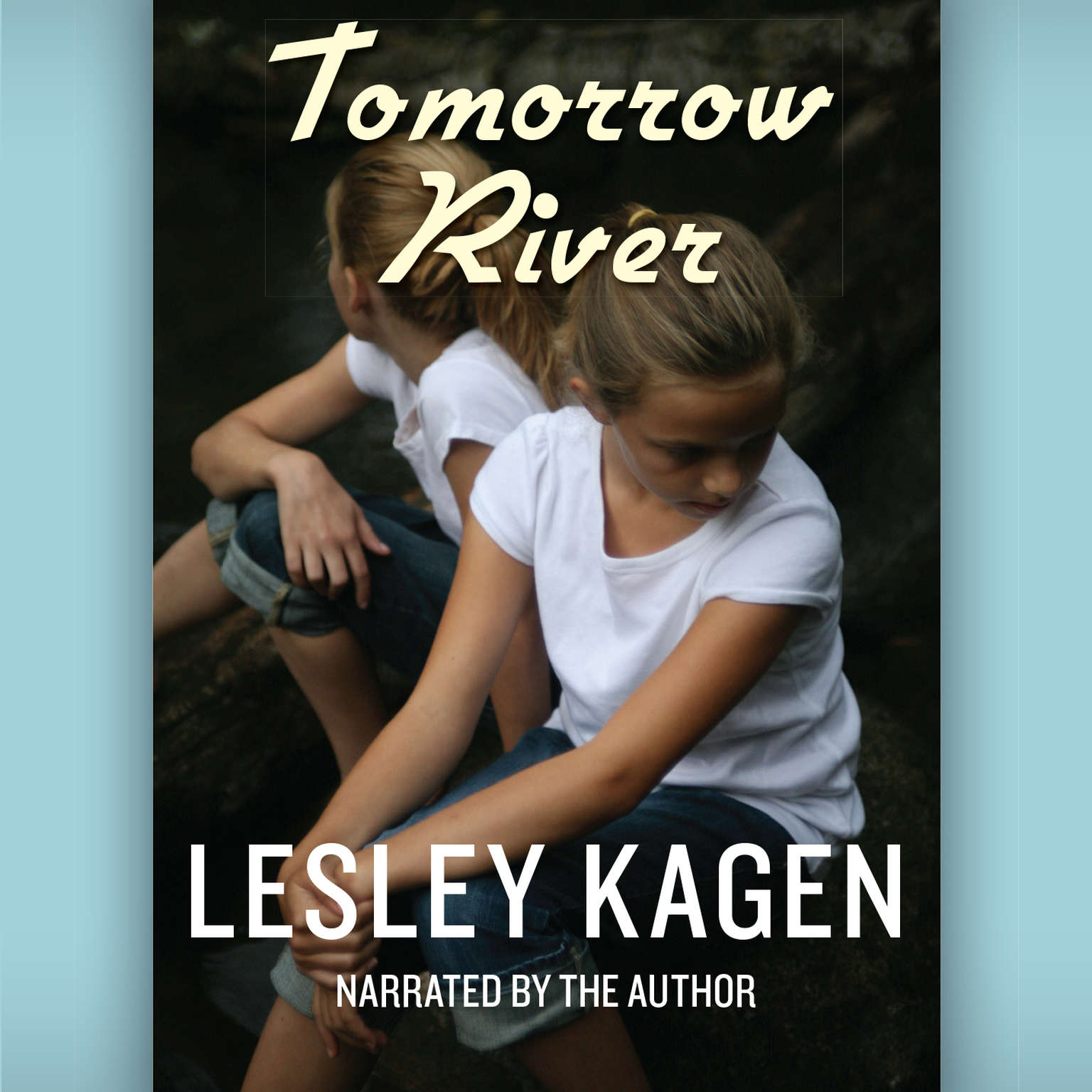 Printable Tomorrow River Audiobook Cover Art