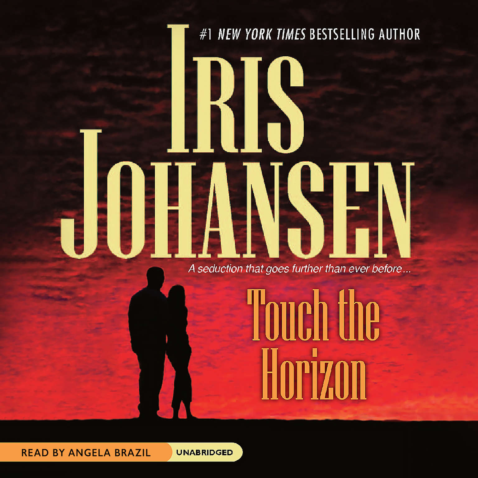 Printable Touch the Horizon Audiobook Cover Art