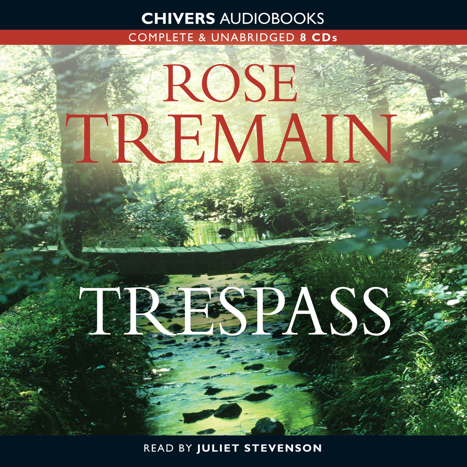 Printable Trespass Audiobook Cover Art