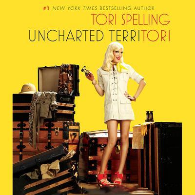 Uncharted TerriTori Audiobook, by Tori Spelling