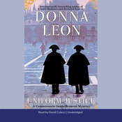Uniform Justice, by Donna Leon