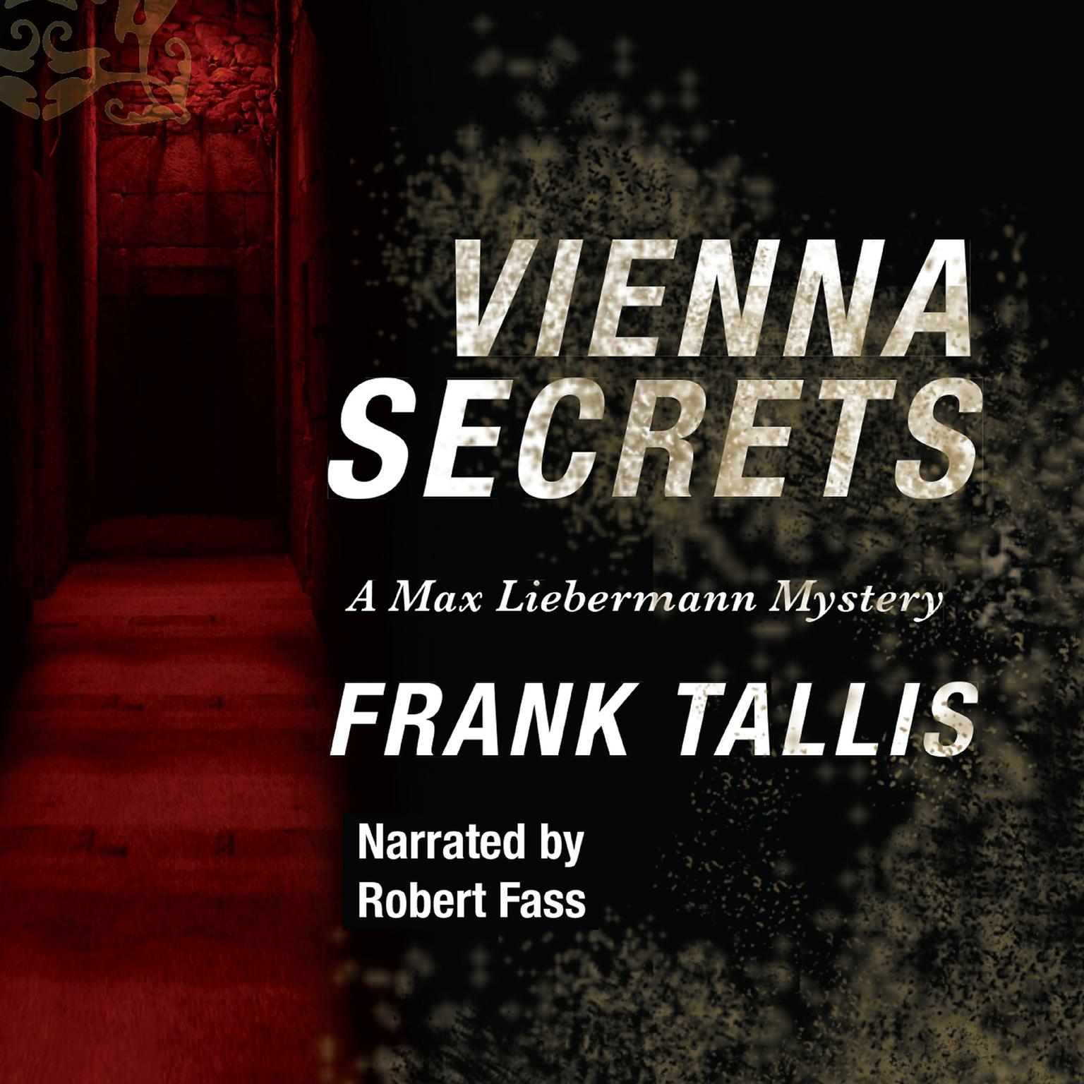 Printable Vienna Secrets Audiobook Cover Art