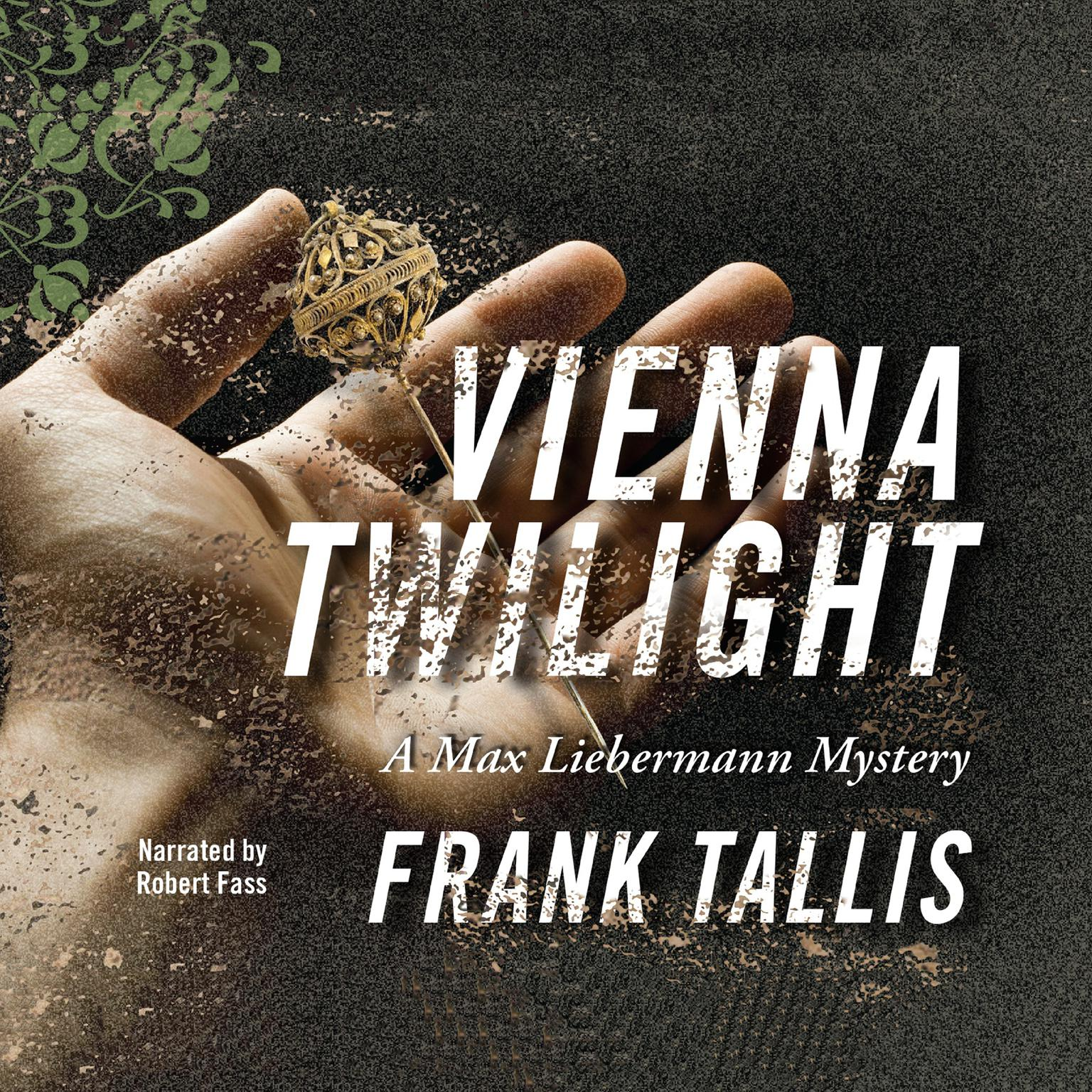 Printable Vienna Twilight Audiobook Cover Art
