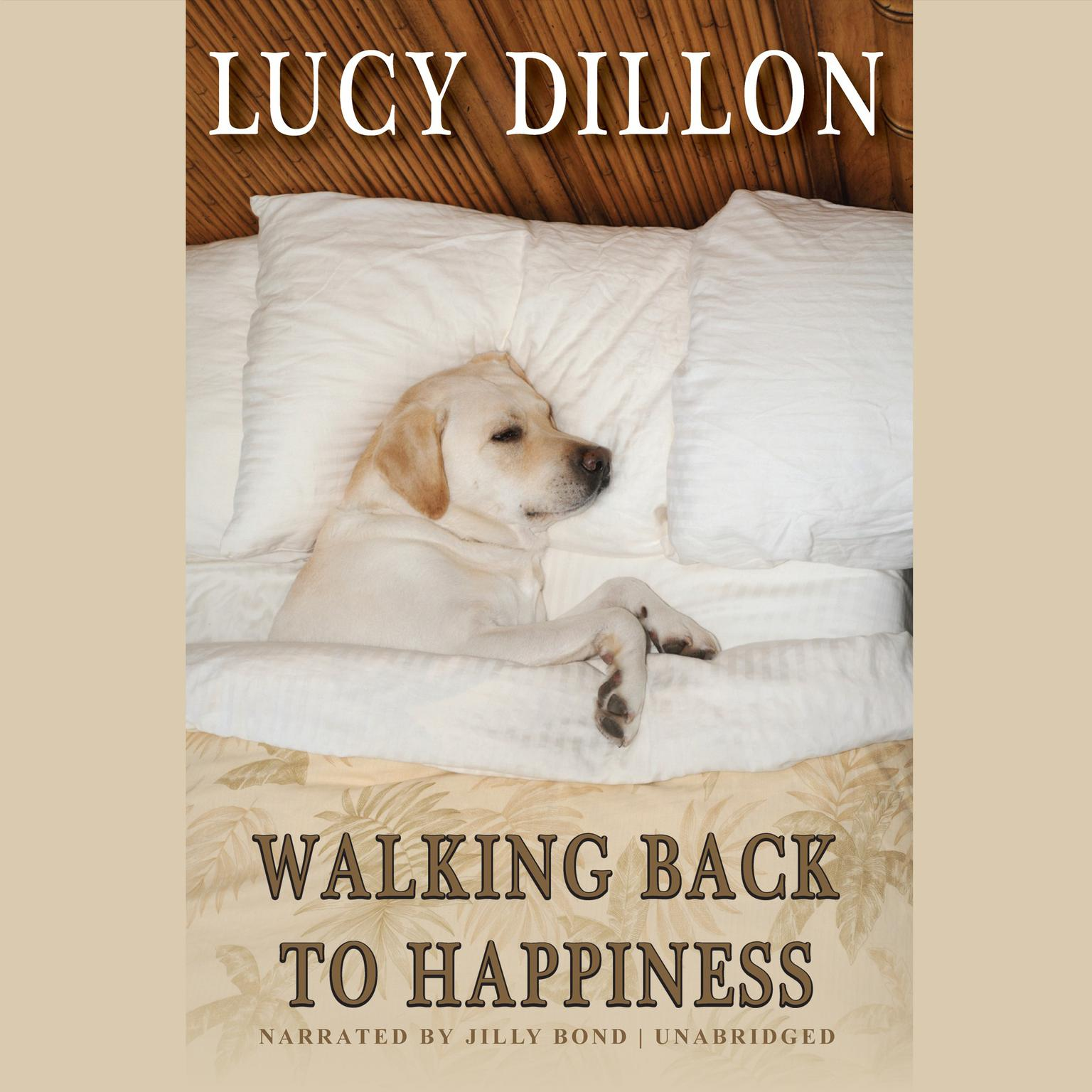 Printable Walking Back to Happiness Audiobook Cover Art