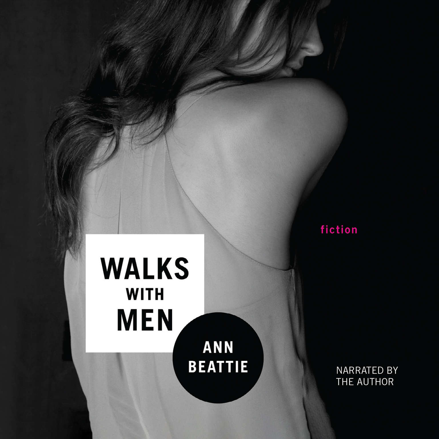 Printable Walks with Men Audiobook Cover Art