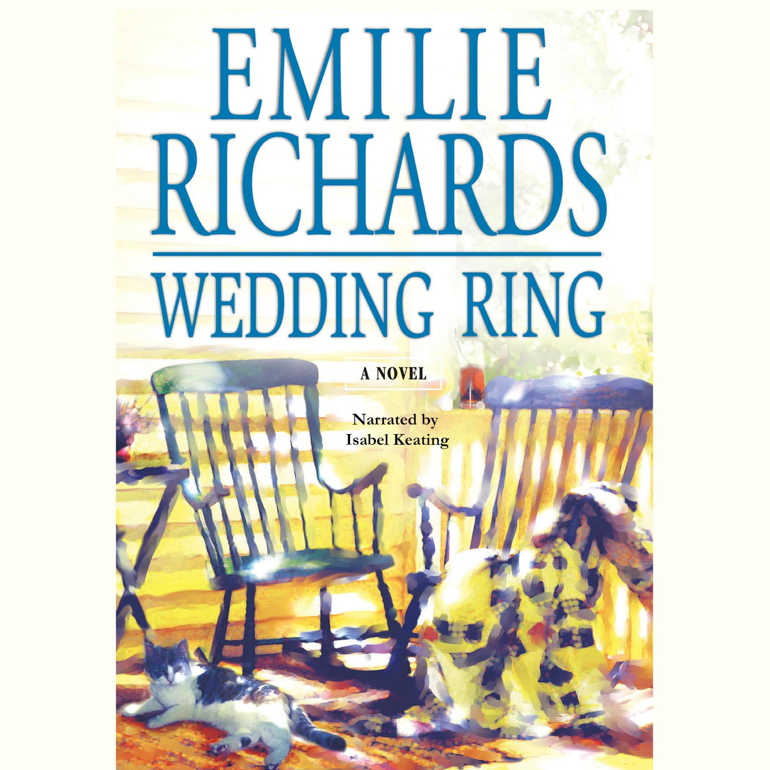 Printable Wedding Ring Audiobook Cover Art