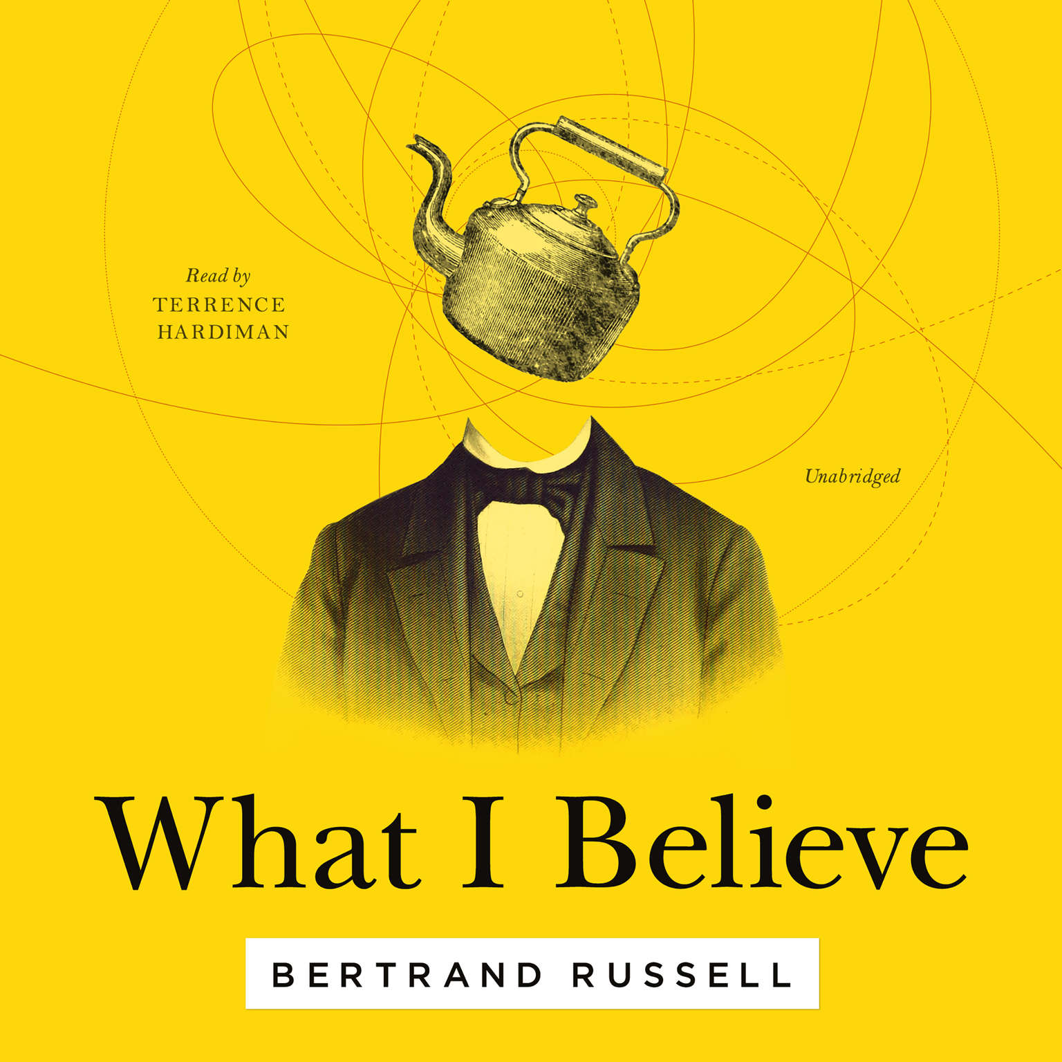 Printable What I Believe Audiobook Cover Art