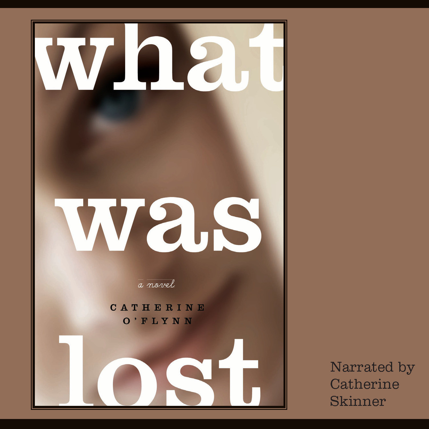 Printable What Was Lost Audiobook Cover Art