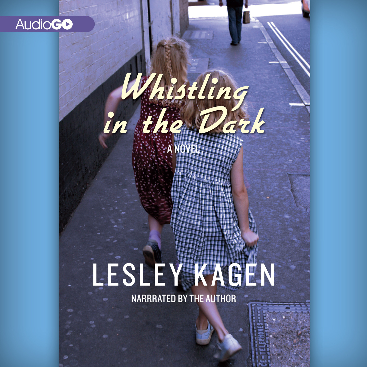 Printable Whistling in the Dark Audiobook Cover Art
