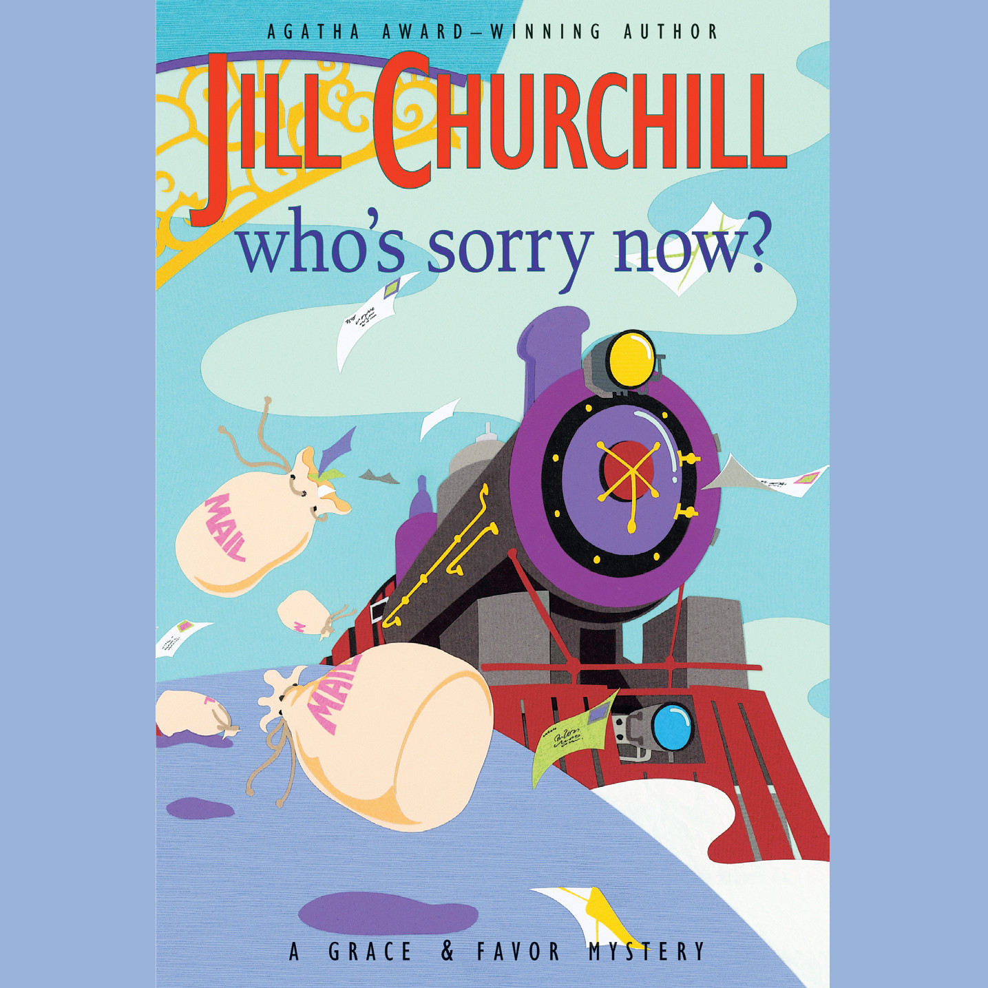 Printable Who's Sorry Now? Audiobook Cover Art
