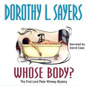 Whose Body?, by Dorothy L. Sayers
