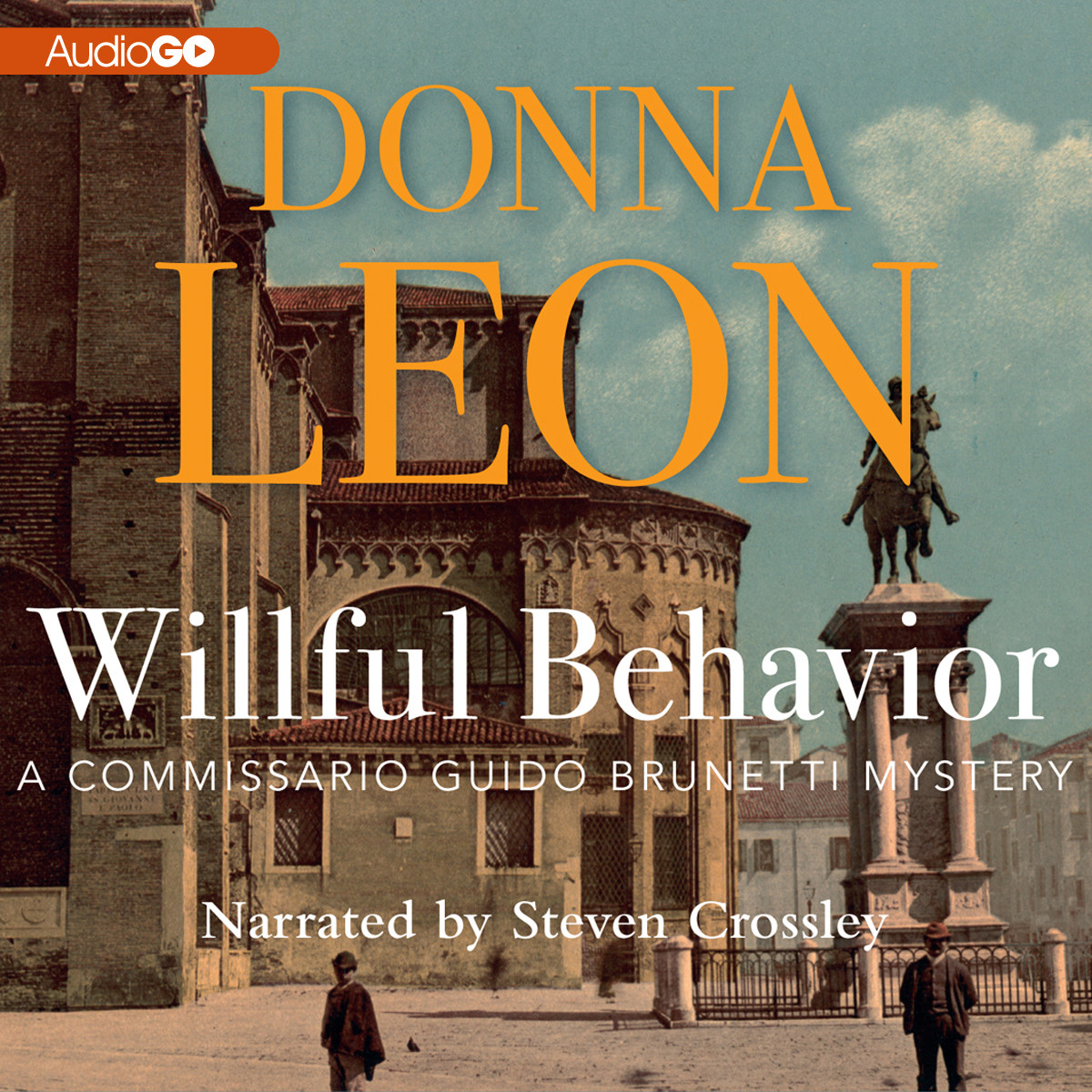 Printable Willful Behavior Audiobook Cover Art