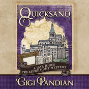 Quicksand Audiobook, by Gigi Pandian
