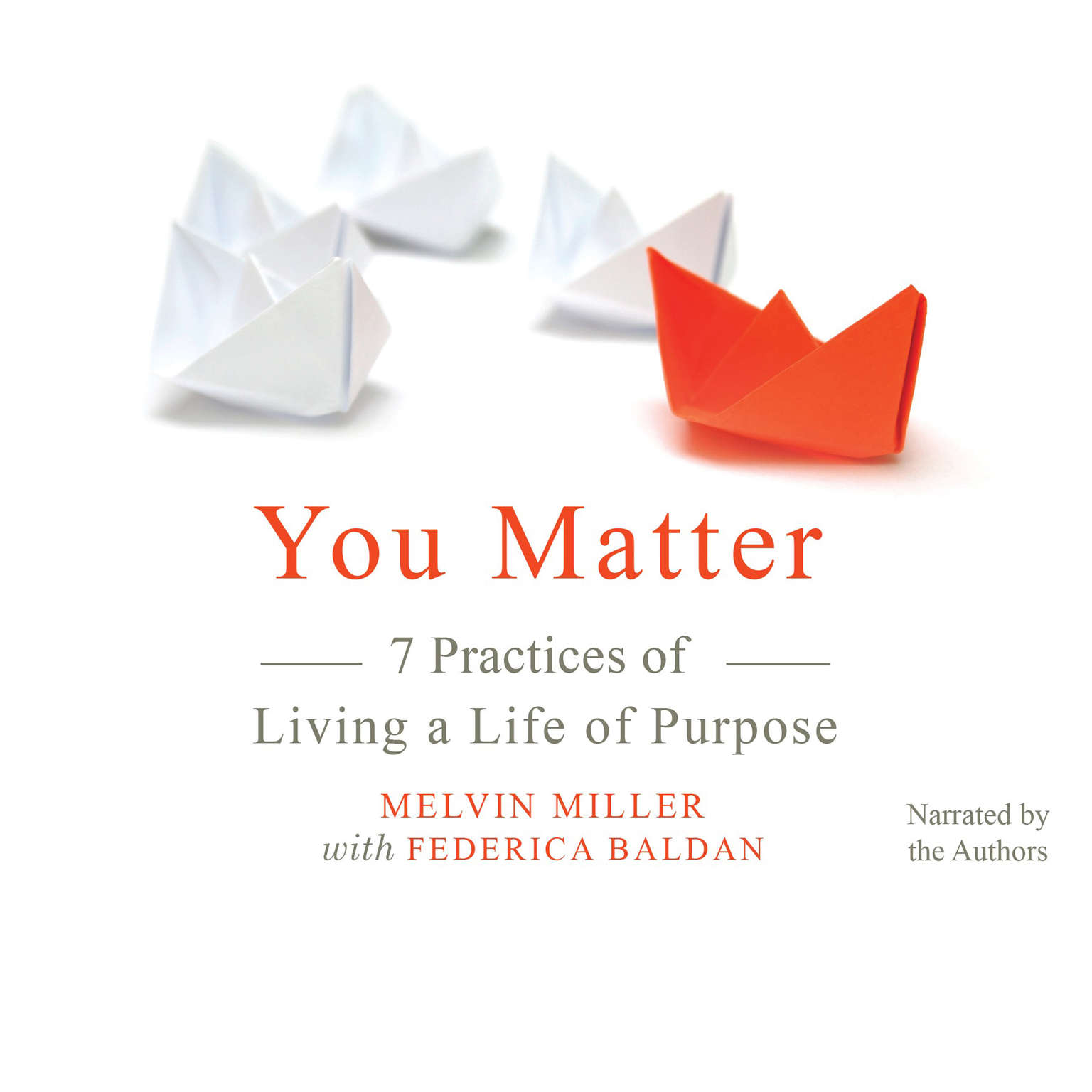 Printable You Matter: 7 Practices of Living a Life of Purpose Audiobook Cover Art