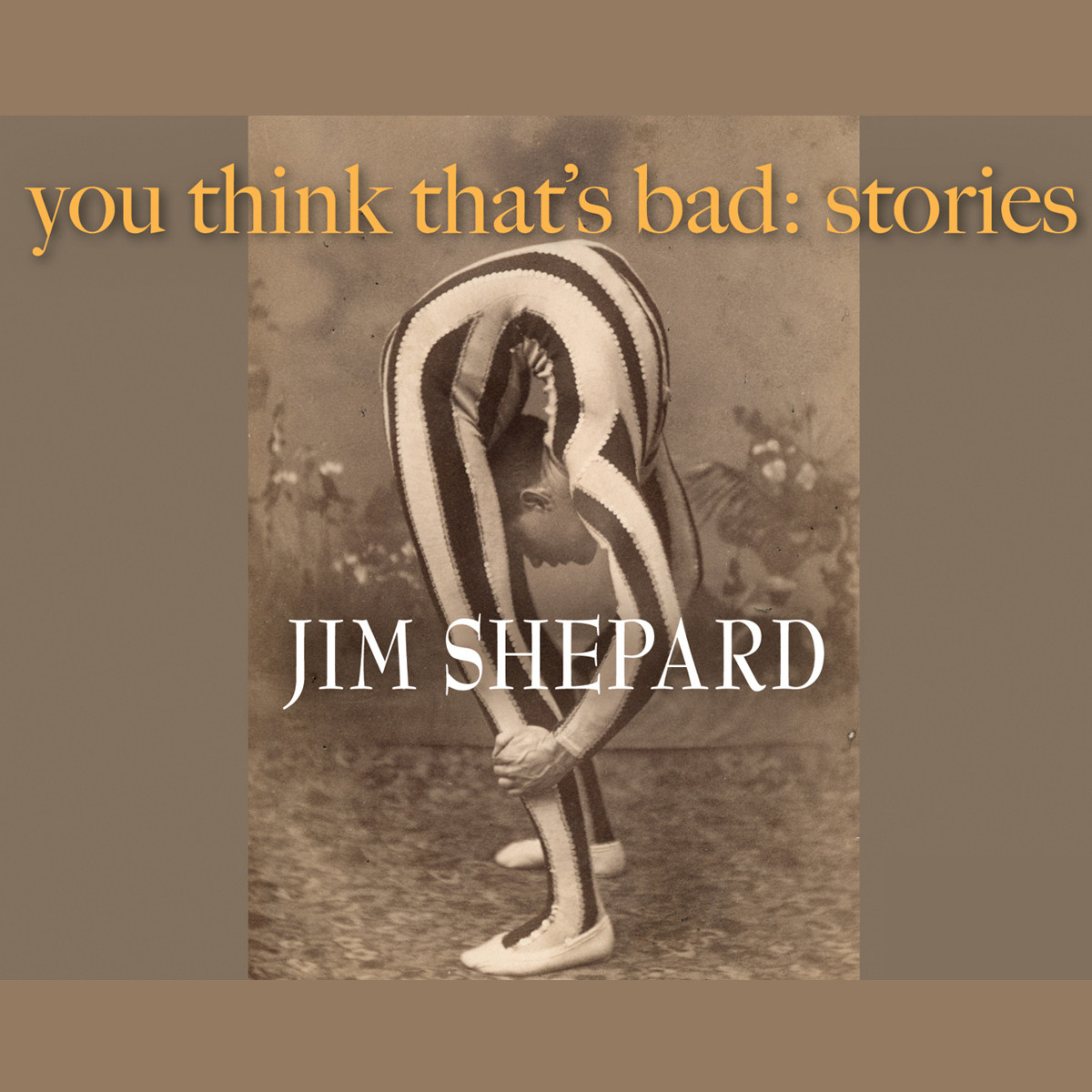 Printable You Think That's Bad: Stories Audiobook Cover Art