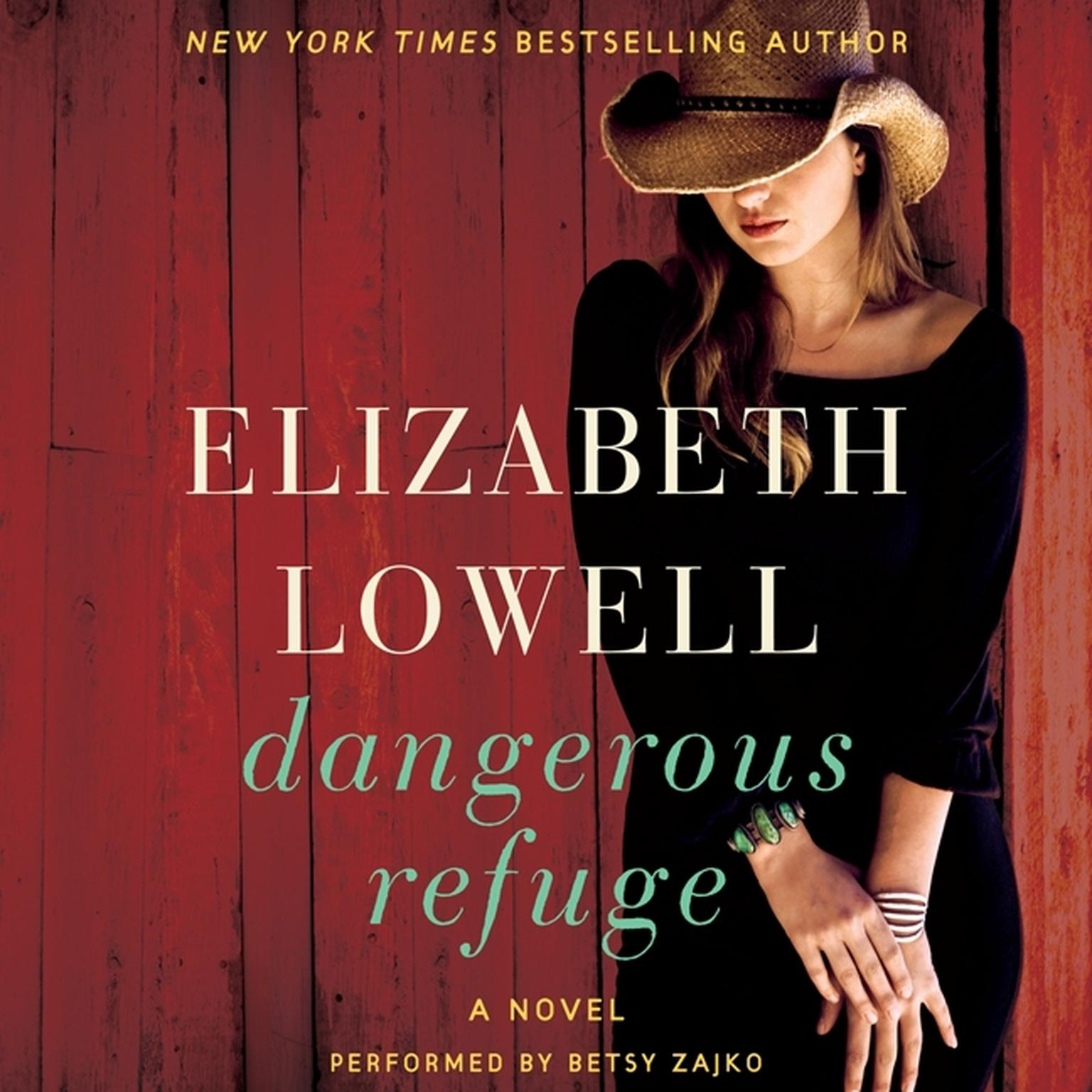 Printable Dangerous Refuge: A Novel Audiobook Cover Art