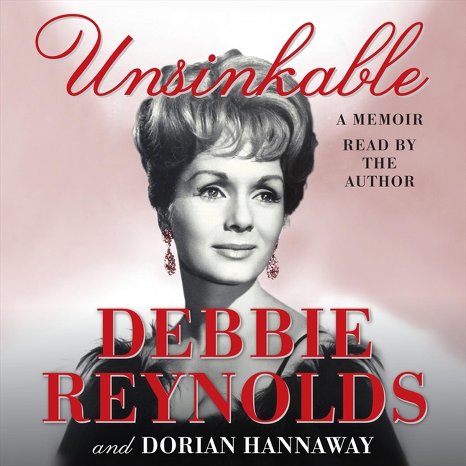 Printable Unsinkable Audiobook Cover Art