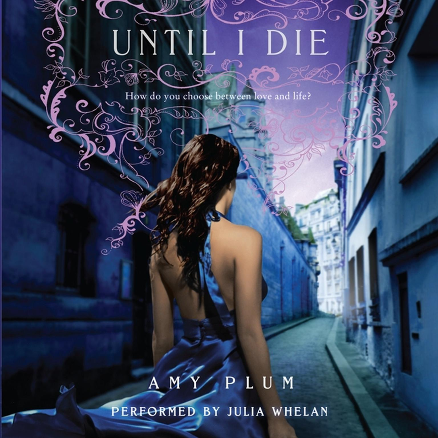 Printable Until I Die Audiobook Cover Art