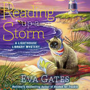 Reading Up a Storm Audiobook, by Eva Gates
