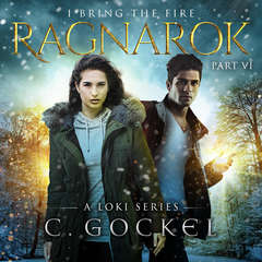 Ragnarok Audiobook, by C. Gockel