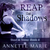 Reap the Shadows Audiobook, by Annette Marie