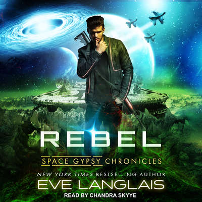 Rebel Audiobook, by Eve Langlais