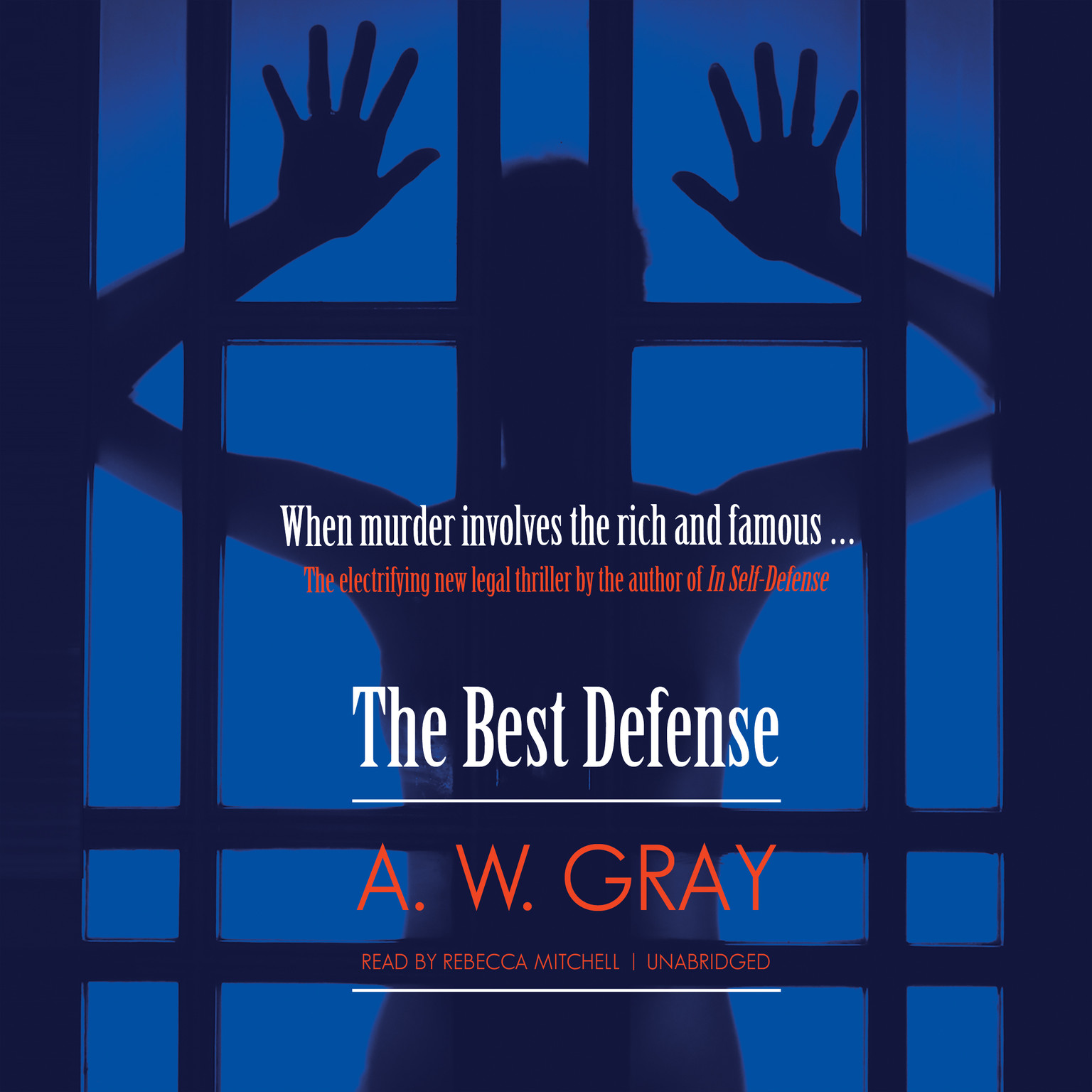 Printable The Best Defense Audiobook Cover Art